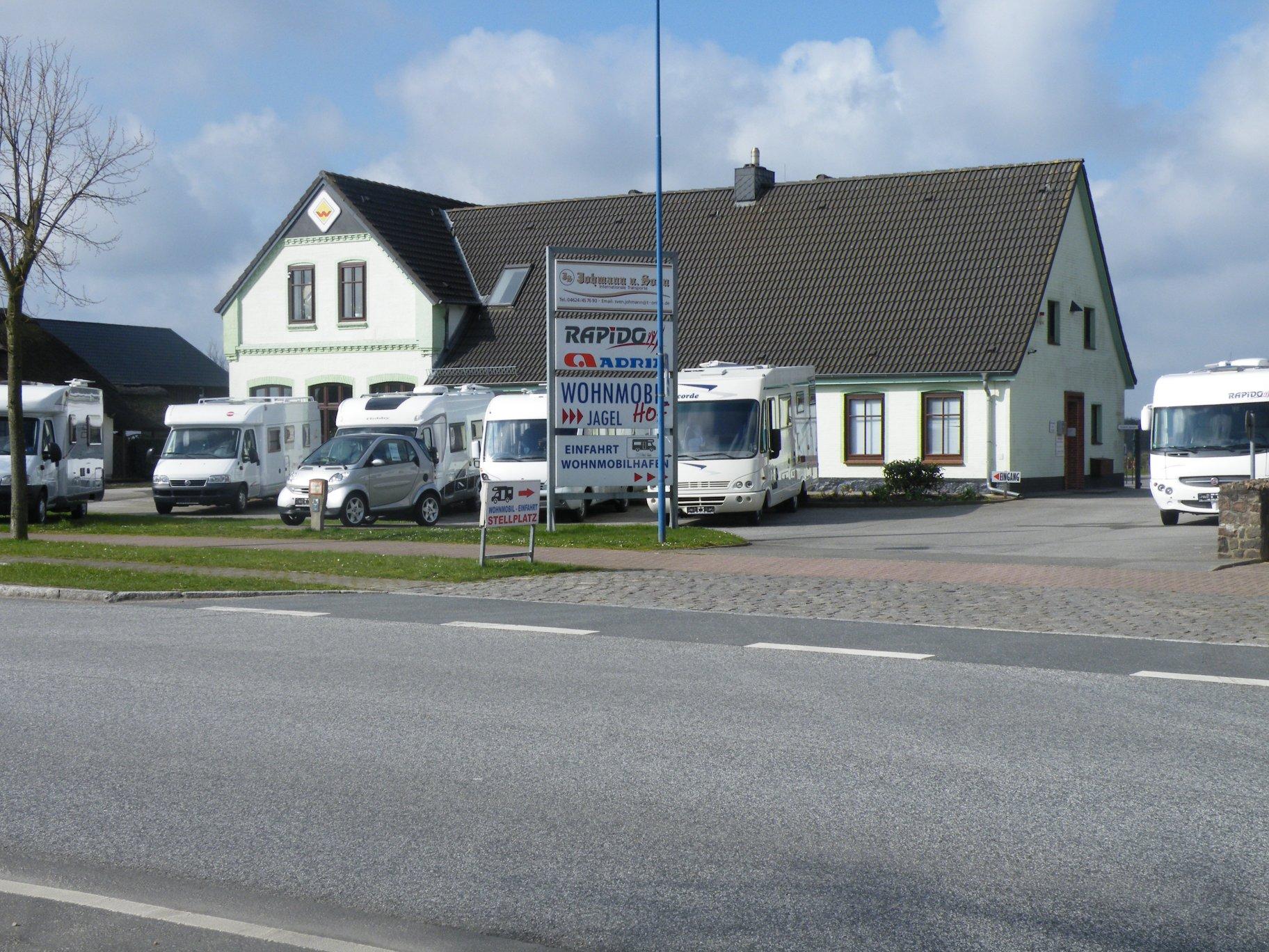 Wohnmobilhof Jagel